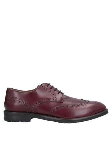 Фото - Обувь на шнурках от DEVON красно-коричневого цвета