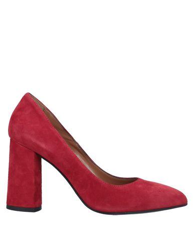 Фото - Женские туфли ELIANA BUCCI красно-коричневого цвета