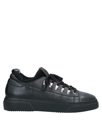 Фото - Низкие кеды и кроссовки от MG MAGICA черного цвета