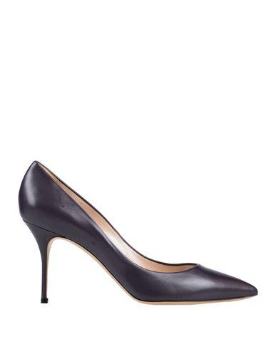 Фото - Женские туфли  фиолетового цвета