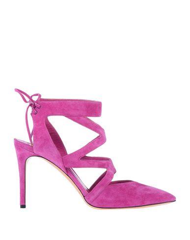 Купить Женские туфли  фиолетового цвета