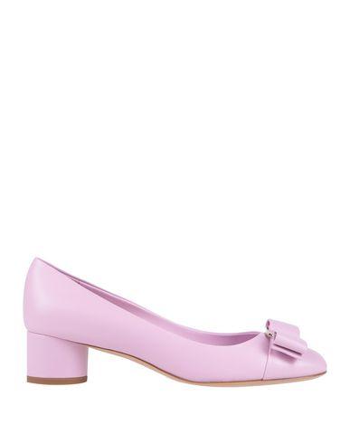 Купить Женские туфли  сиреневого цвета