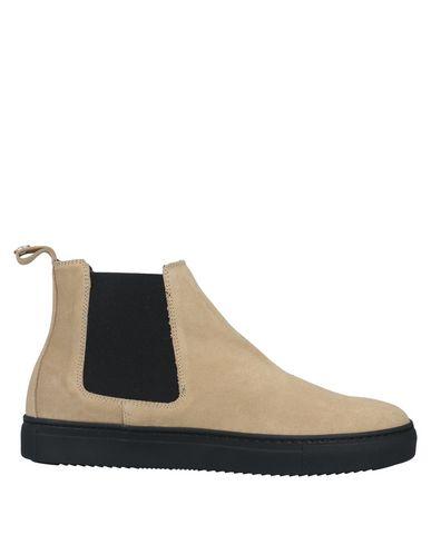 Купить Полусапоги и высокие ботинки цвет песочный