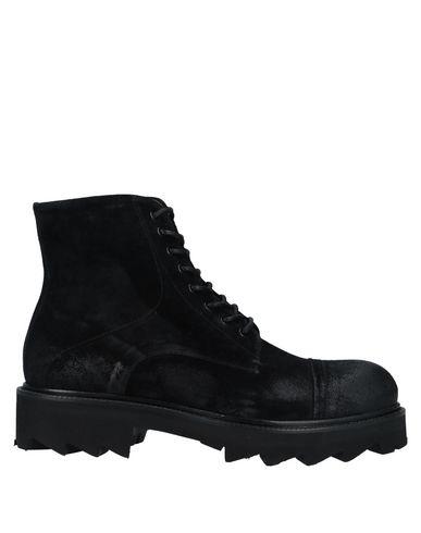 Купить Полусапоги и высокие ботинки от MARCEL MARTILLO черного цвета