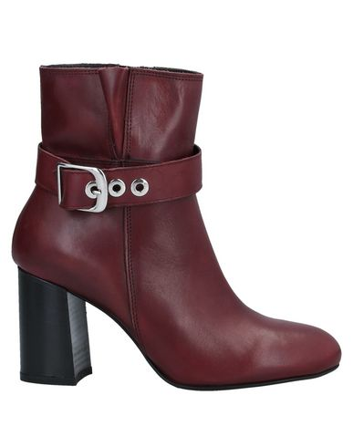 Фото - Полусапоги и высокие ботинки от BAGATT красно-коричневого цвета