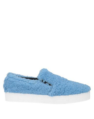 Купить Низкие кеды и кроссовки от COLLECTION PRIVĒE? небесно-голубого цвета