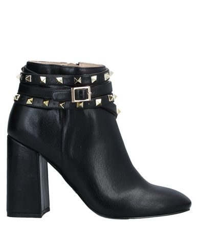 Купить Полусапоги и высокие ботинки от MY TWIN TWINSET черного цвета