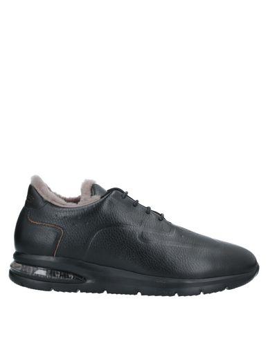 Купить Низкие кеды и кроссовки от BARLEYCORN черного цвета