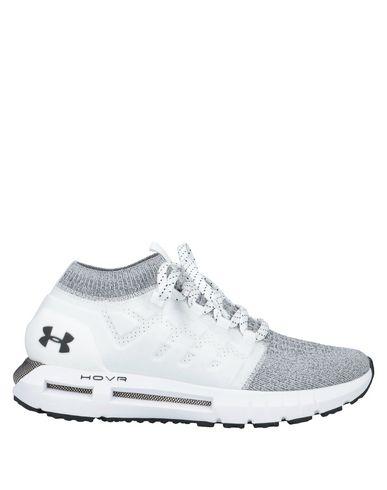 Купить Высокие кеды и кроссовки от UNDER ARMOUR белого цвета