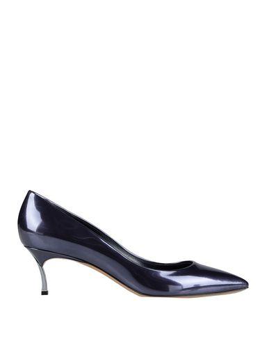 Купить Женские туфли  темно-фиолетового цвета