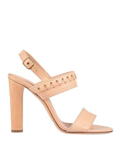 Купить Женские сандали  цвет песочный