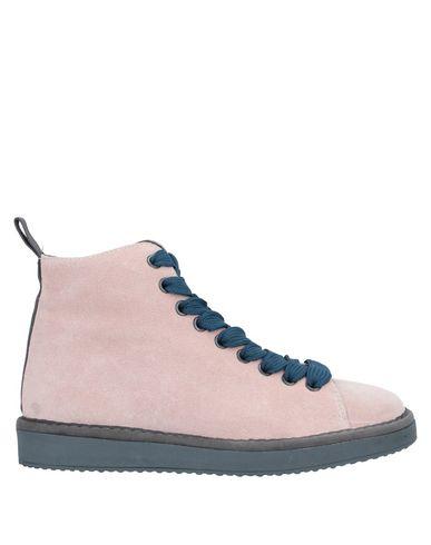 Фото - Высокие кеды и кроссовки от PÀNCHIC пастельно-розового цвета