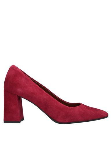 Купить Женские туфли G.P. PER NOY BOLOGNA красно-коричневого цвета