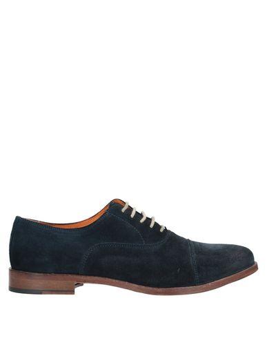 Купить Обувь на шнурках от DOMENICO TAGLIENTE темно-синего цвета
