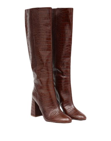 Фото 2 - Женские сапоги BIANCA DI коричневого цвета