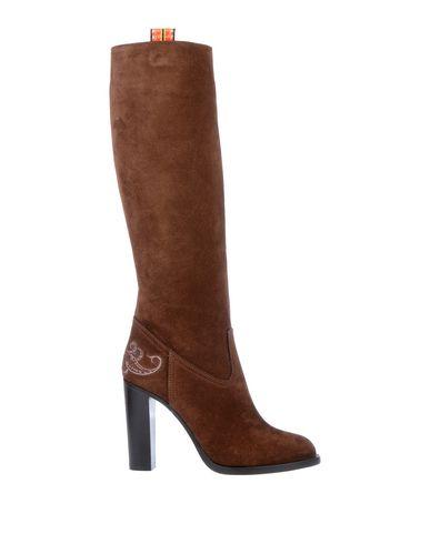 Купить Женские сапоги  коричневого цвета