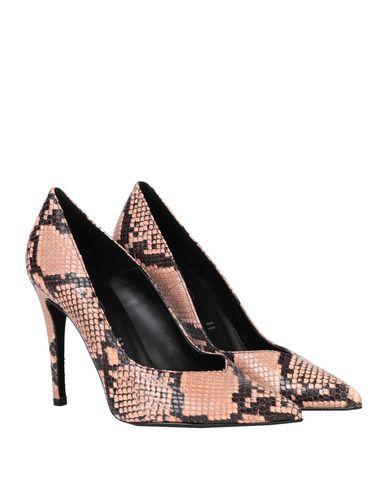 Фото 2 - Женские туфли BIANCA DI розового цвета