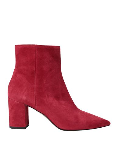 Фото - Полусапоги и высокие ботинки от BIANCA DI красно-коричневого цвета
