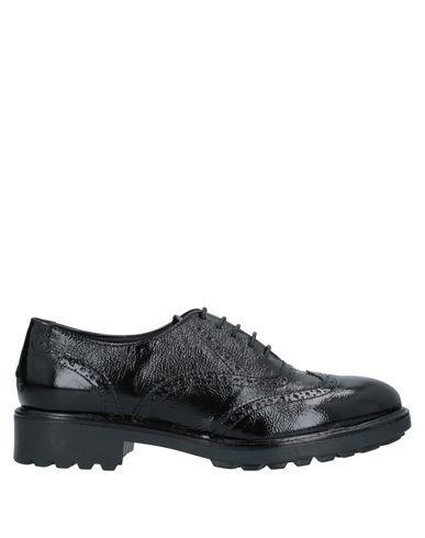 Фото - Обувь на шнурках от UNLACE черного цвета