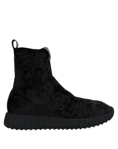Фото - Высокие кеды и кроссовки от VITAMINA TU черного цвета