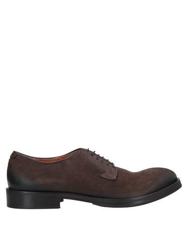 Купить Обувь на шнурках от RAPARO темно-коричневого цвета