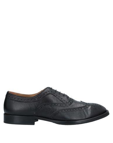 Купить Обувь на шнурках от RAPARO черного цвета