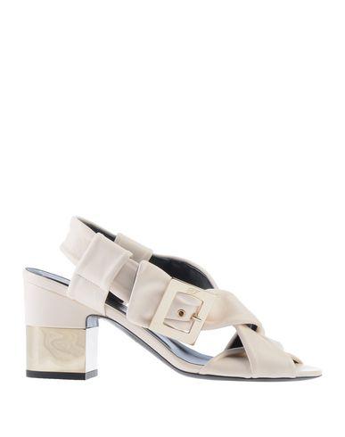 Купить Женские сандали  цвет слоновая кость