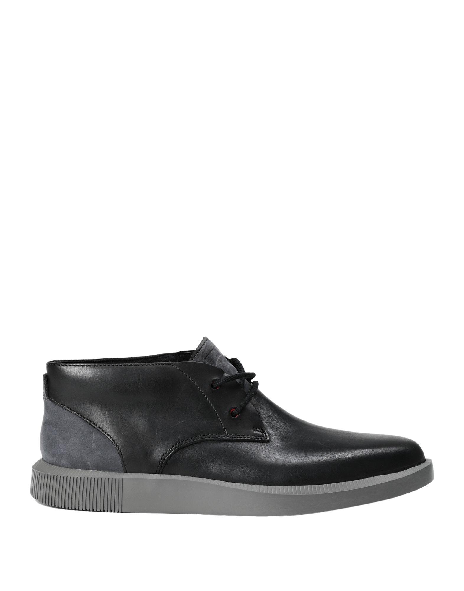 CAMPER Полусапоги и высокие ботинки ботинки мужские camper brutus k300177 001 40 черный размер 6 5 40