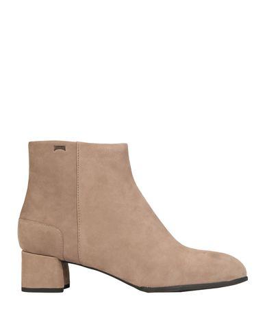 Купить Полусапоги и высокие ботинки светло-коричневого цвета
