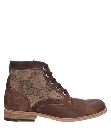 Фото - Полусапоги и высокие ботинки от TWINSET цвет какао