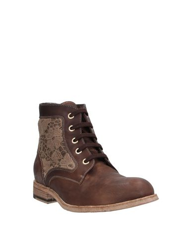 Фото 2 - Полусапоги и высокие ботинки от TWINSET цвет какао
