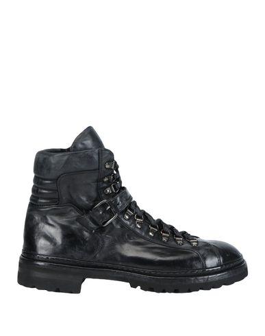Купить Полусапоги и высокие ботинки от LEMARGO черного цвета