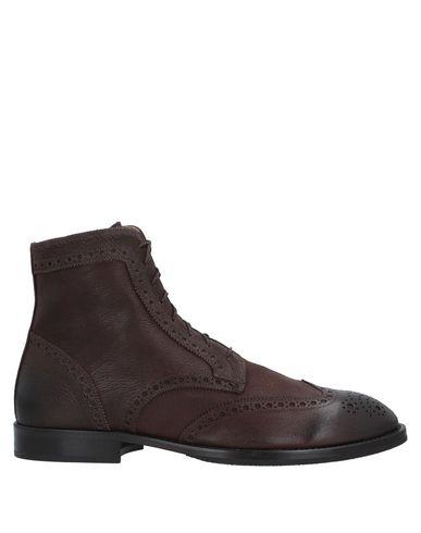Купить Полусапоги и высокие ботинки от RAPARO темно-коричневого цвета