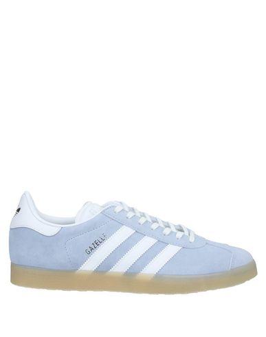 Купить Низкие кеды и кроссовки небесно-голубого цвета