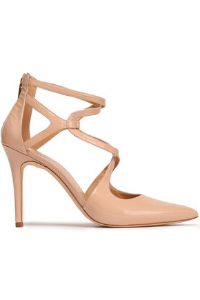MICHAEL MICHAEL KORS Catia patent-leather pumps