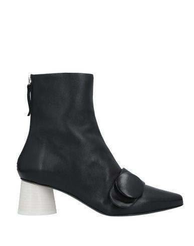 Фото - Полусапоги и высокие ботинки от HALMANERA черного цвета