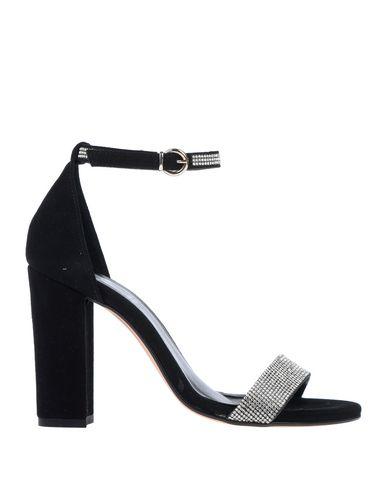 Купить Женские сандали DR COMPANY черного цвета