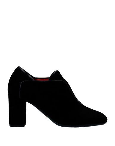 Купить Женские ботинки и полуботинки  черного цвета