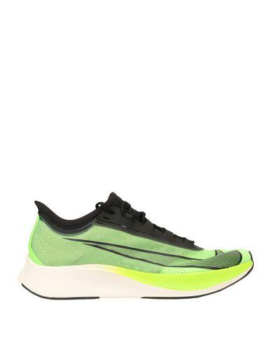 Фото - Низкие кеды и кроссовки кислотно-зеленого цвета
