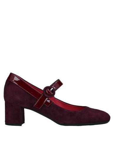 Купить Женские туфли  цвет баклажанный