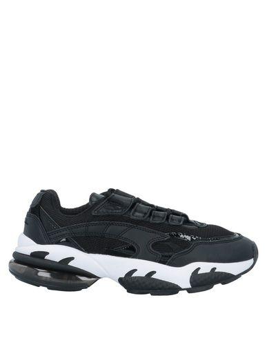 Купить Низкие кеды и кроссовки от PUMA CELL черного цвета