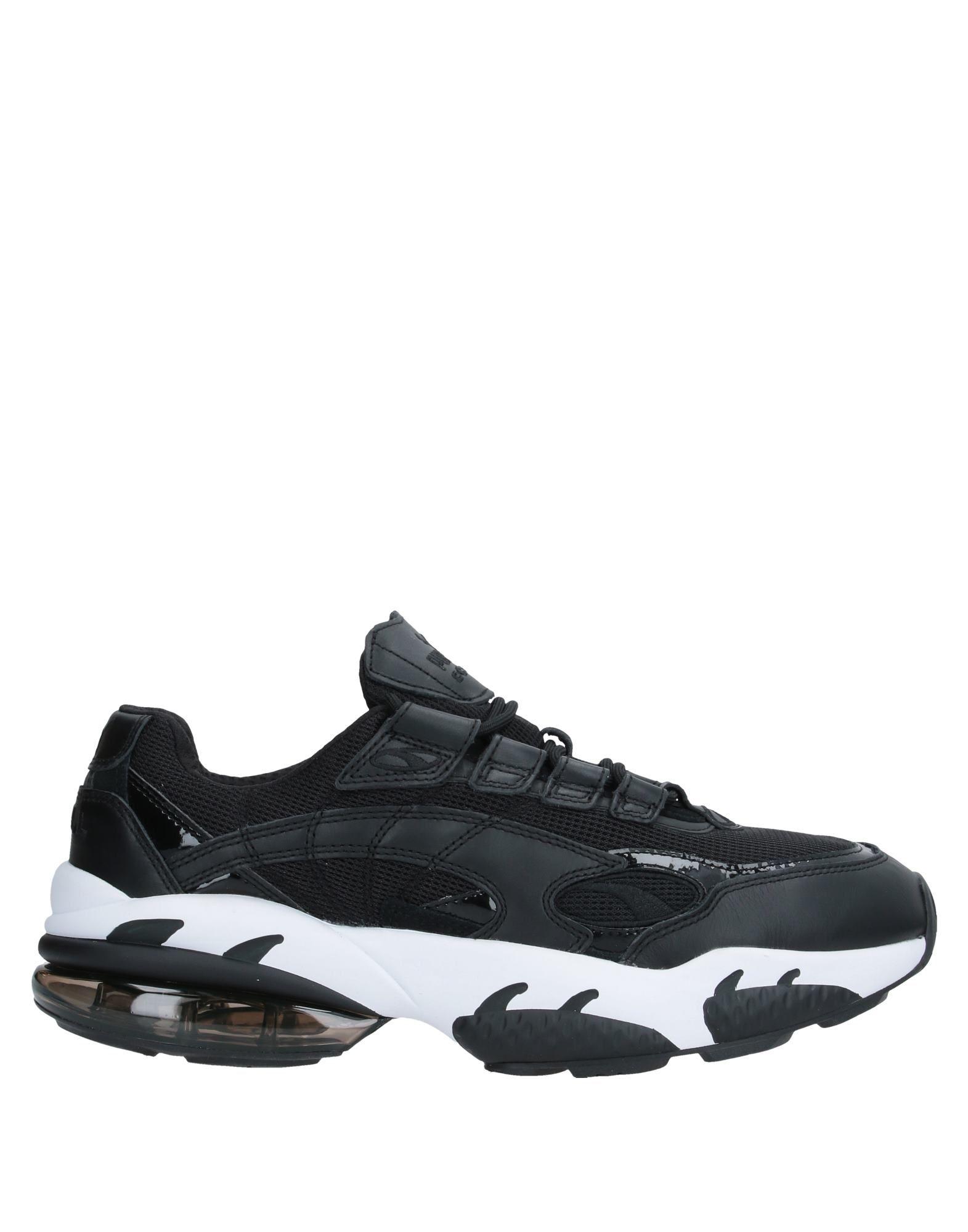 《セール開催中》PUMA CELL メンズ スニーカー&テニスシューズ(ローカット) ブラック 4 紡績繊維