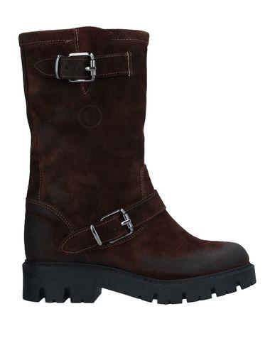 Купить Полусапоги и высокие ботинки от UNLACE цвет какао