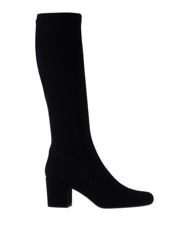 Купить Женские сапоги  черного цвета