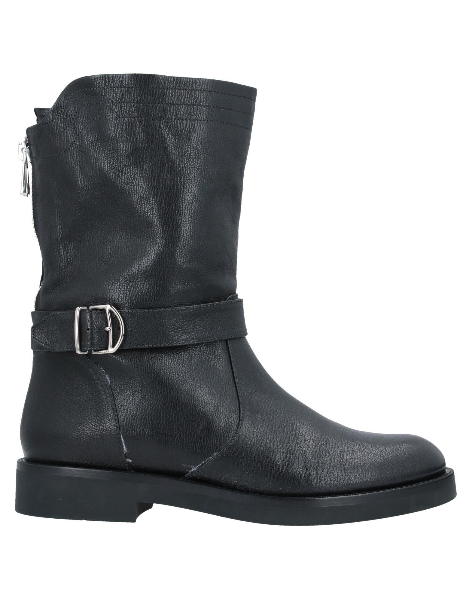 цена на BALLY Полусапоги и высокие ботинки