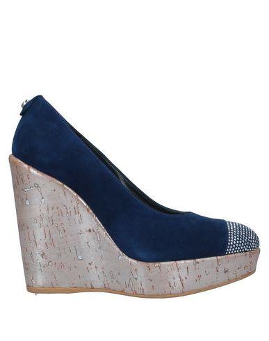 Купить Женские туфли  синего цвета