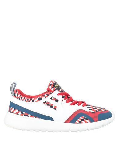 Купить Низкие кеды и кроссовки от MOA MASTER OF ARTS красного цвета