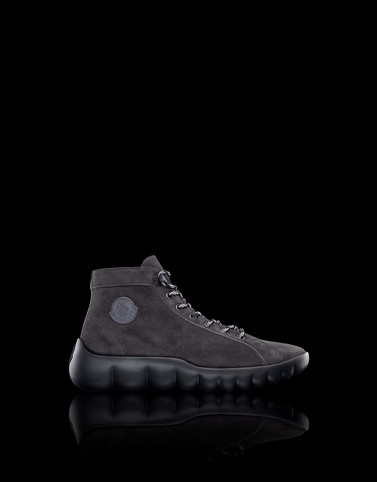 CYRAN Dark grey Shoes Man