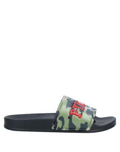 Фото - Мужские сандали PYREX цвет зеленый-милитари