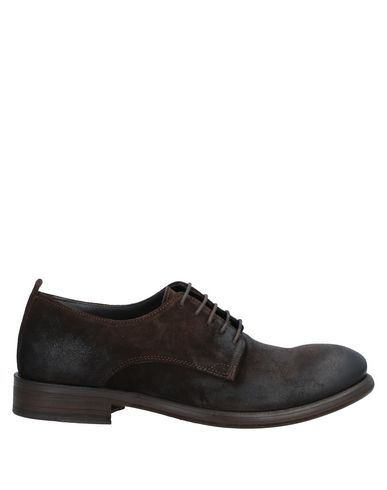Купить Обувь на шнурках от SAVIO BARBATO темно-коричневого цвета